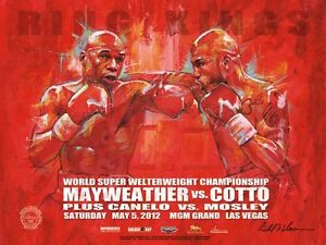 FLOYD-MAYWEATHER-vs-MIGUEL-COTTO-OFFICIAL-ON-SITE-FIGHT-POSTER