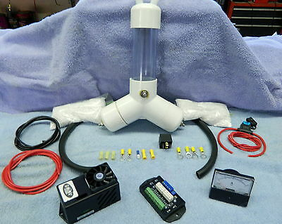 Pure Power HHO Hydrogen Generator EFIE CC PWM DRY Cell Kit