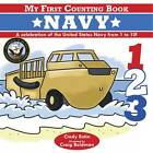 My First Counting Book: Navy by Cindy Entin (Board book, 2013)
