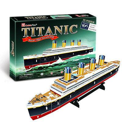 ==RMS Titanic== DIY 3D Puzzle Jigsaw Paper Model
