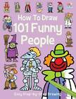 How to Draw 101 Funny People by Nat Lambert (Paperback, 2012)