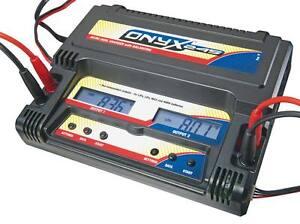 NEW-DuraTrax-Onyx-245-AC-DC-Dual-Charger-w-Balancing-DTXP4245-NIB