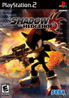 Shadow The Hedgehog (Sony PlayStation 2, 2006, DVD-Box)