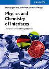 Physics and Chemistry of Interfaces by Karlheinz Graf, Michael Kappl, Hans-Jurgen Butt (Paperback, 2013)