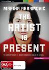 Marina Abramovic - The Artist Is Present (DVD, 2013)