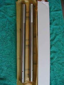 PAIRE-NEUF-RIGIDE-CHROME-fourche-chandeliers-BSA-BANTAM-D5-D7-D10-D14-90-5258