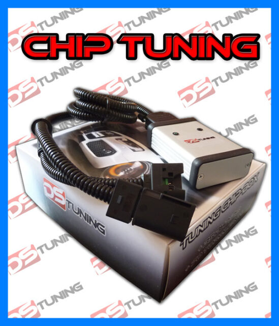 PERFORMANCE CHIP CHRYSLER GRAND VOYAGER 2.5 CRD