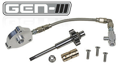 Yamaha FX-SHO/FZR/FZS RIVA Gen-III HKS Super Duty Supercharger Shaft Upgrade Kit