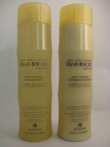 bamboo style hair products alterna bamboo smooth shampoo conditioner 8 5oz duo for 9099