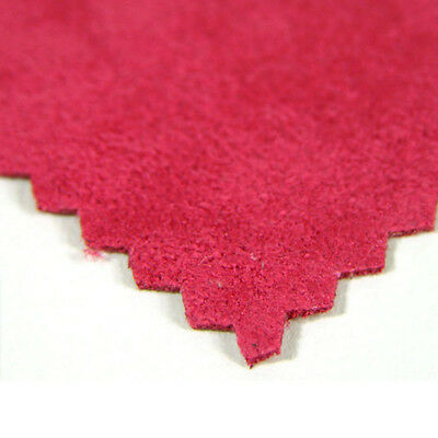 SPANDEX FAUX SUEDE LEATHER LIKE STRETCH UPHOLSTERY MICROSUEDE FABRIC 28 COLORS