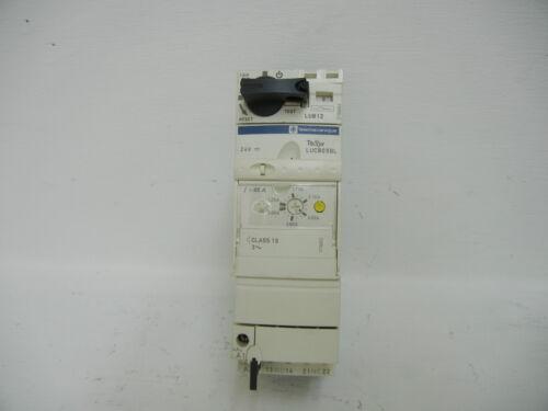 TELEMECANIQUE LUB12 NEW-NO BOX MOTOR CONTROLLER W// LUCB05BL CONTROL UNIT LUB12