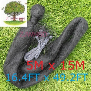 5-x-15m-Mesh-Anti-Bird-Mist-Net-20mm-hole-Orchard-Protect-Prevent-Sparrow-Damage