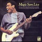 Magic Sam Live by Magic Sam (CD, Apr-1995, Delmark (Label))
