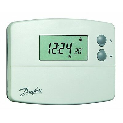 New Danfoss Randall TP5000Si 5/2 Day Programmable Room Thermostat Time Control