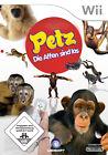 Petz: Die Affen sind los (Nintendo Wii, 2009, DVD-Box)