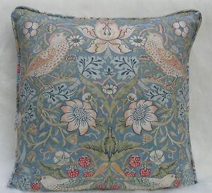 William-Morris-Fabric-Cushion-Cover-Strawberry-Thief-100-Cotton-COT2288-14