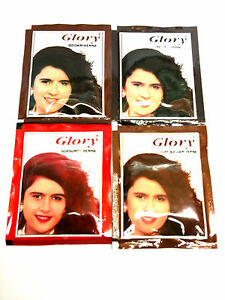 GLORY-Top-Quality-Henna-Hair-Dye-Colour-Powder-LIGHT-BROWN-CHESTNUT-BURGUNDY
