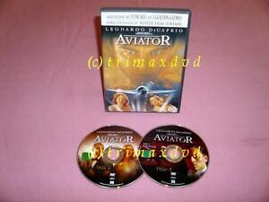DVD-Aviator-Leonardo-DiCaprio-2-Disc-Edition-Noch-mehr-DVD-039-s-im-SHOP