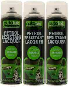 3-x-PETROL-RESISTANT-LACQUER-PAINT-SPRAY-500ML-HIGH-GLOSS