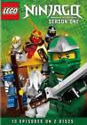 LEGO Ninjago: Masters of Spinjitzu - Season 1 (DVD, 2012, 2-Disc Set)