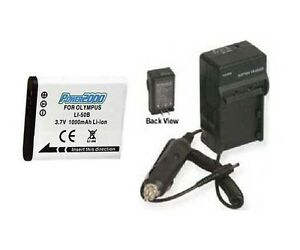 Battery-Charger-for-Pentax-X70-I-10-I10-KBC92U-RZ10