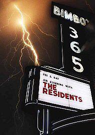 Residents-Talking-Light-Bimbo-039-s-DVD-2011