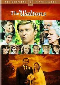 The-Waltons-Complete-5th-Fifth-Season-5-Five-BRAND-NEW-5-DISC-DVD-SET