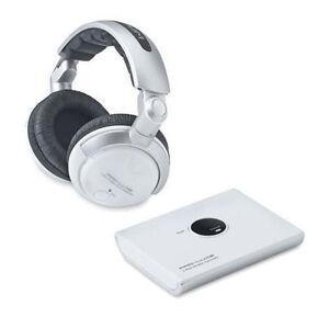 Compucessory-2-4Ghz-Wireless-Headphones-CCS59226-New