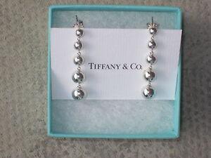 3aab2ce2b Image is loading Tiffany-amp-Co-Sterling-Silver-City-Hardwear-Ball-