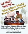 InsideScoop(R) To Walt Disney World(R) Disney's Hollywood Studios(R) by Corley Patrick, Bruce Moran, Brown Paula (Paperback, 2008)