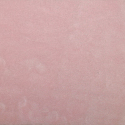 """MINKY MINKEE SOFT CHENILLE FABRIC RAISED DIMPLE EMBO DOTS & MATCHING SOLID 60""""W"""