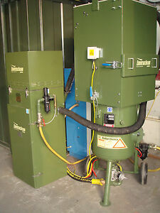 HODGE-CLEMCO-ENVIRACLEAN-ABRASIVE-RECOVERY-SYSTEM-RECOVERY-AJA-PLANT-HIRE-UNIT