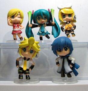 Image Is Loading Vocaloid Hatsune Miku Rin Kagamine Japan Anime Figures