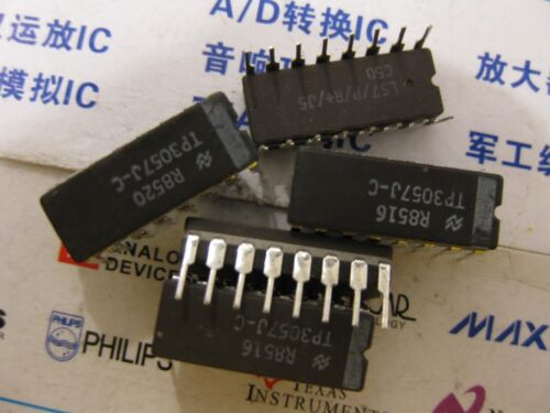 "1x  TP3057J /""ruggedized/"" Serial Interface CODEC//Filter COMBO Family  TP3057"