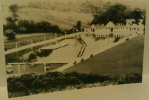 Blue-Dell-Swimming-Pool-Lincoln-Highway-near-Irwin-Pa-Postcard-Repro