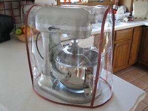 Clear Mixer Cover Fits Kitchenaid 6 Qt W Cinnamon Trim