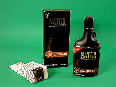 "Hair Regrowth/Regrowing ""Natur"" Jamu Tonic, Made in Indonesia - 1 box set"
