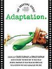 Adaptation: The Shooting Script by Charlie Kaufman, Robert Mckee (Hardback, 2003)