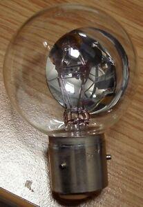 Dr-Fischer-Signal-Lamp-Signallampe-00832445-6-5V-12-5W-B21s-4-Light-Bulb-4-Pin