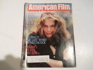 Kathleen-Turner-Alfred-Hitchcock-Bill-Forsyth-American-Film-Magazine-1984