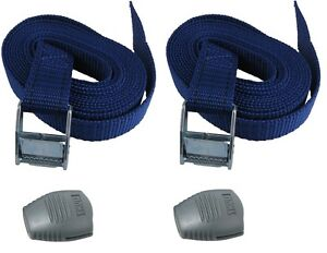 Thule-Tie-Down-Straps-with-Rubber-Buckle-Bumpers-15-Foot-Straps