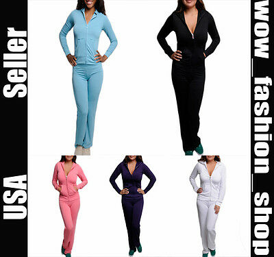 Women's Sexy Tracksuit  Hoodie + Pants Super Soft