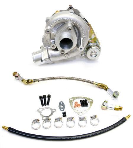 Garrett 97-04 Audi A4/VW Passat 1.8T GT2871R Eliminator Hardware Kit 400HP B5/B6