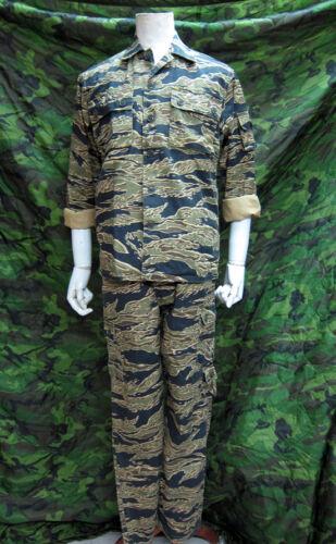 Repro Vietnam Gold Tiger Stripe SETS ADS TYPE III Large SET LRRP