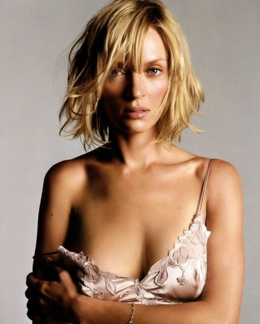 Uma Thurman 8x10 Photo. Color Picture #2653 8 x 10. Free Shipping!
