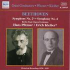 Ludwig van Beethoven - Great Conductors: Pfitzner, Kleiber (2000)