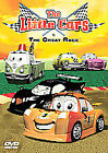 The Little Cars In The Great Race (DVD, 2006)