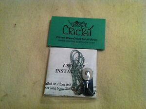 Cricket-bow-string-clicker-draw-check-For-Recurves-and-Longbows