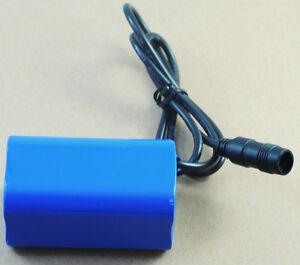 Led-Lamp-6400Mah-18650-8-4v-battery-Pack-for-xml-T6-P7-LED-lamp