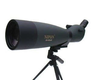 NIPON-25-125x92-Spotting-Scope-Bird-watching-astronomy-telescope